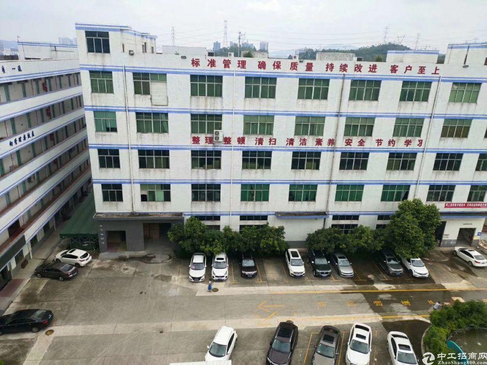 可办环评,惠州惠阳国道边独院厂房8600平米出租