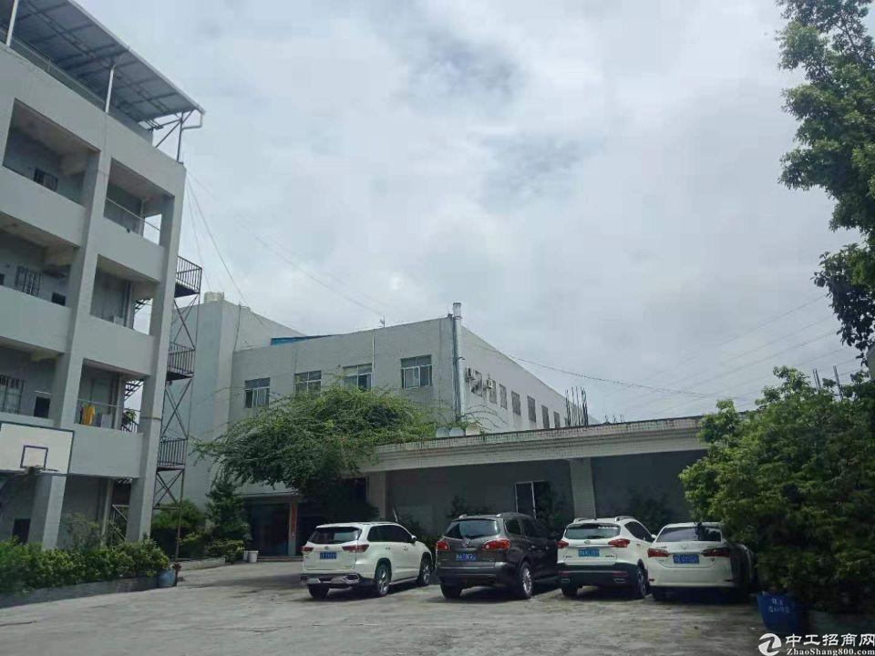 白云区太和大沥村独院厂房二楼出租1500方,可办环评