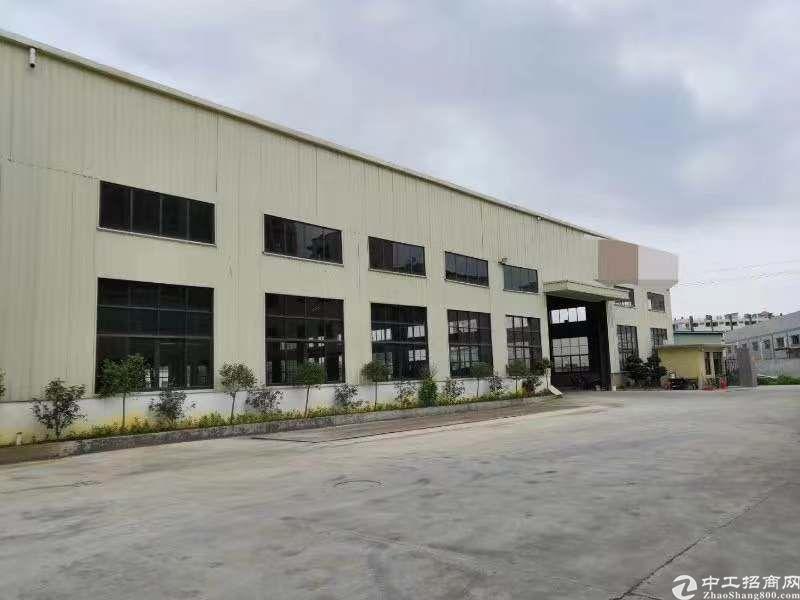 惠阳新出独门独院钢构厂房7000平证件齐全可办环评。-图3