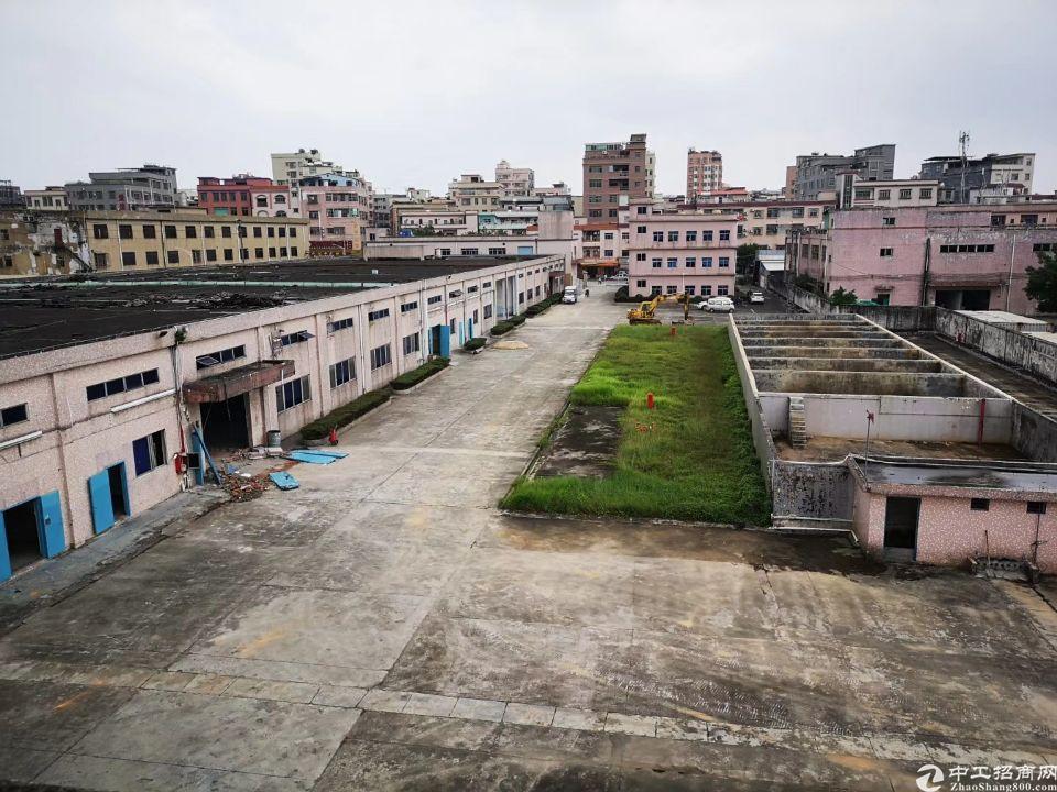 大朗镇标准一楼2000平方米仓库招租