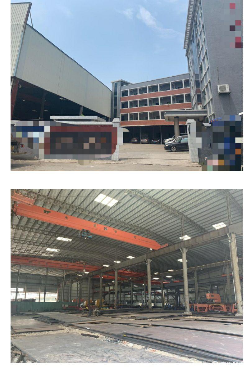 塘厦镇占地19963㎡建筑 ㎡建筑34307.5m厂房出售