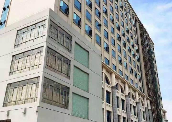 松山湖5A甲级花园式工贸大厦图片1