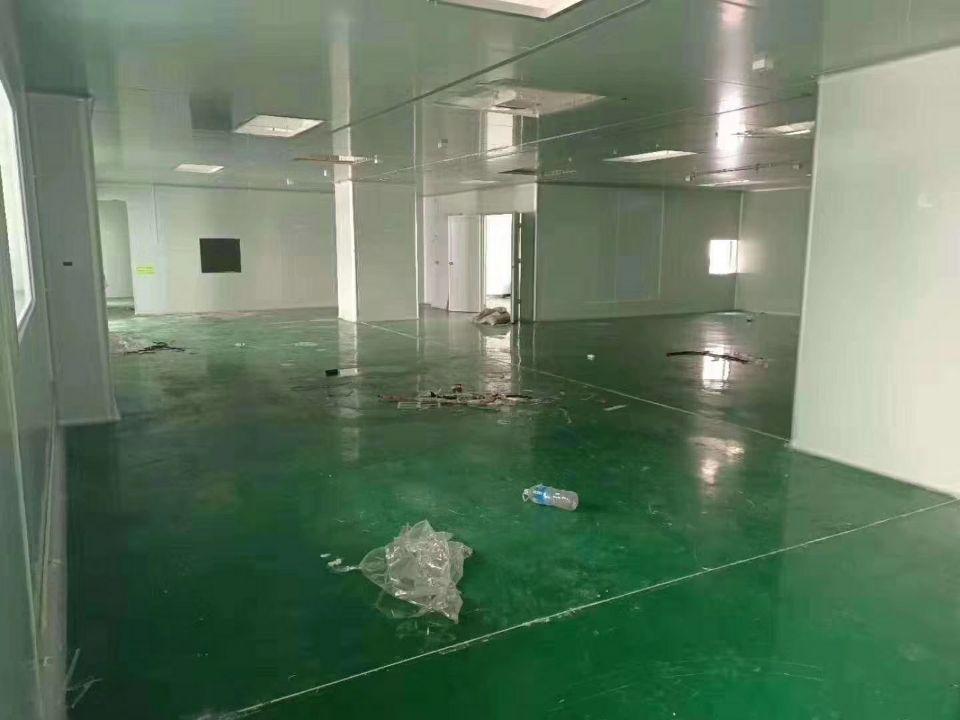 大岭山镇一手房东独门独院带装修厂房7650平方可办环评