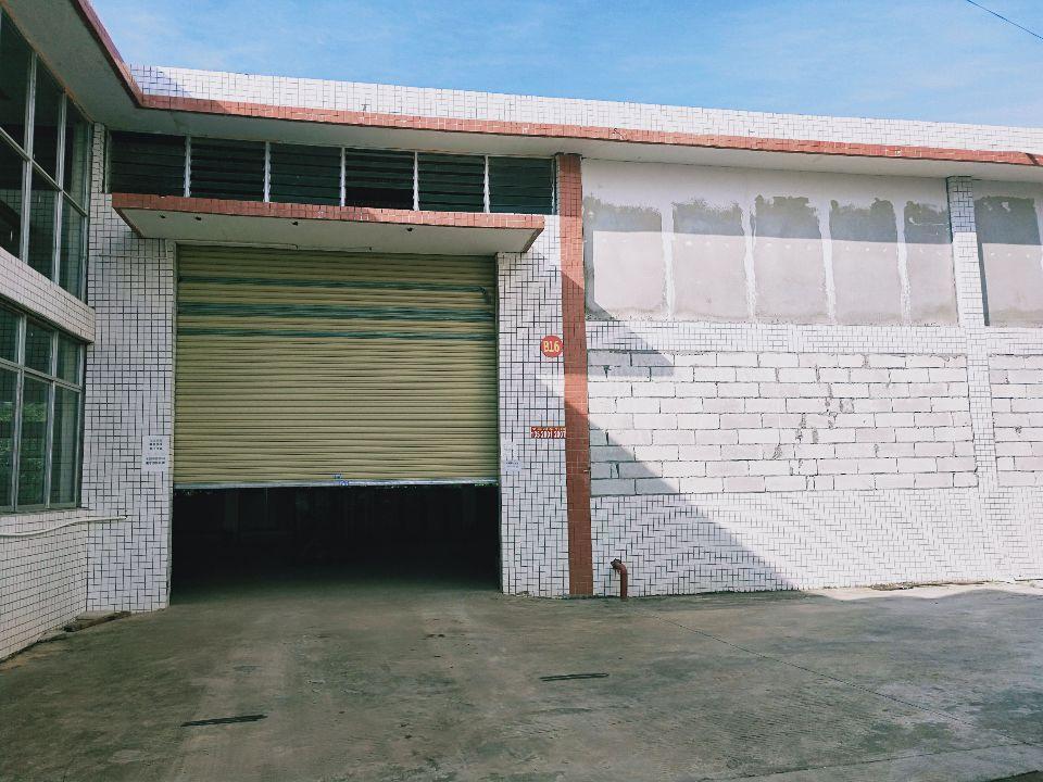 陈江镇工业区钢构一楼1900平方带装修出租