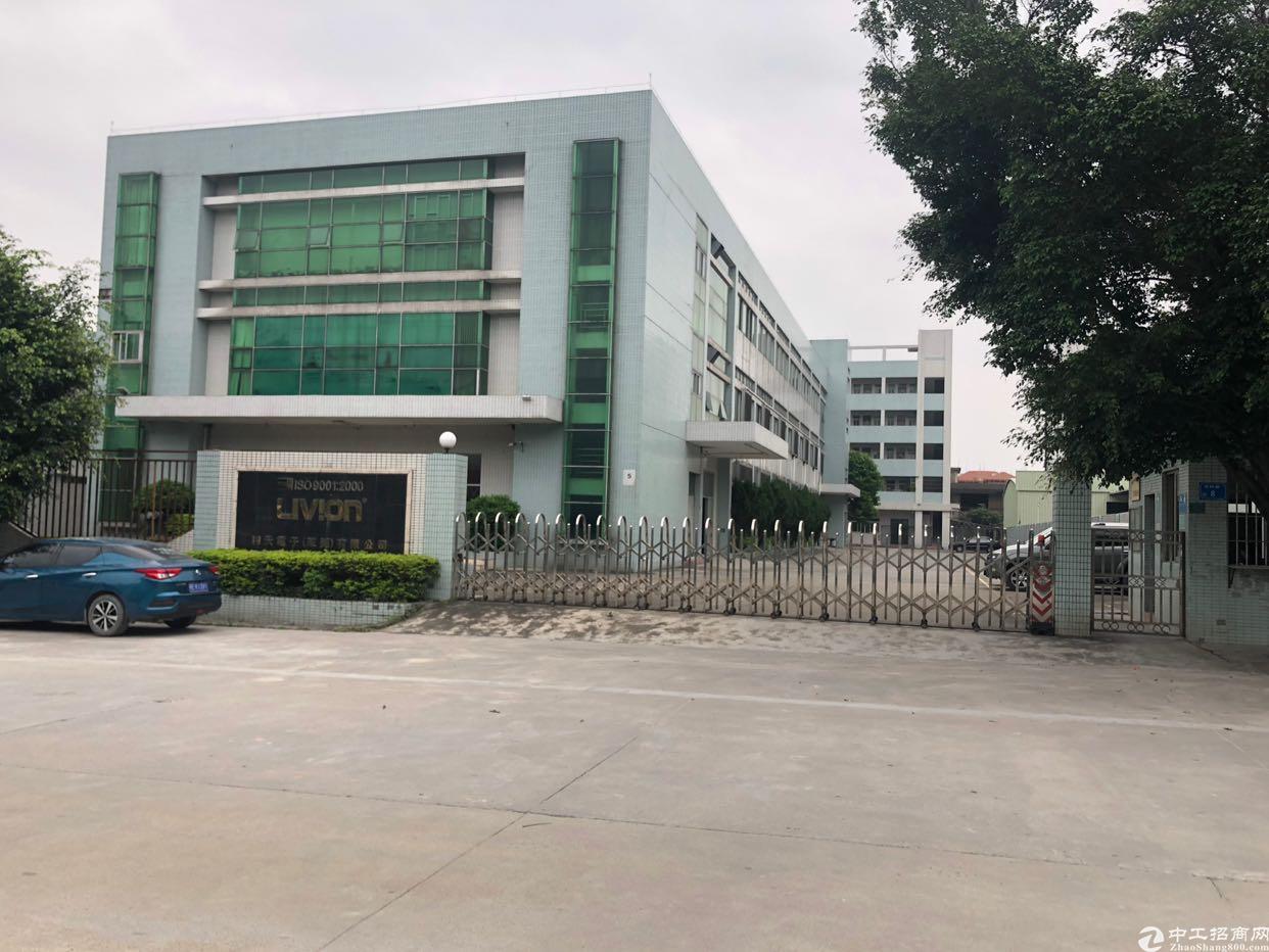 东城温塘大型工业园厂房大小分租
