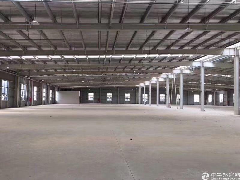 成都周边工业园区高标准13.5万仓库出租丙二类消防