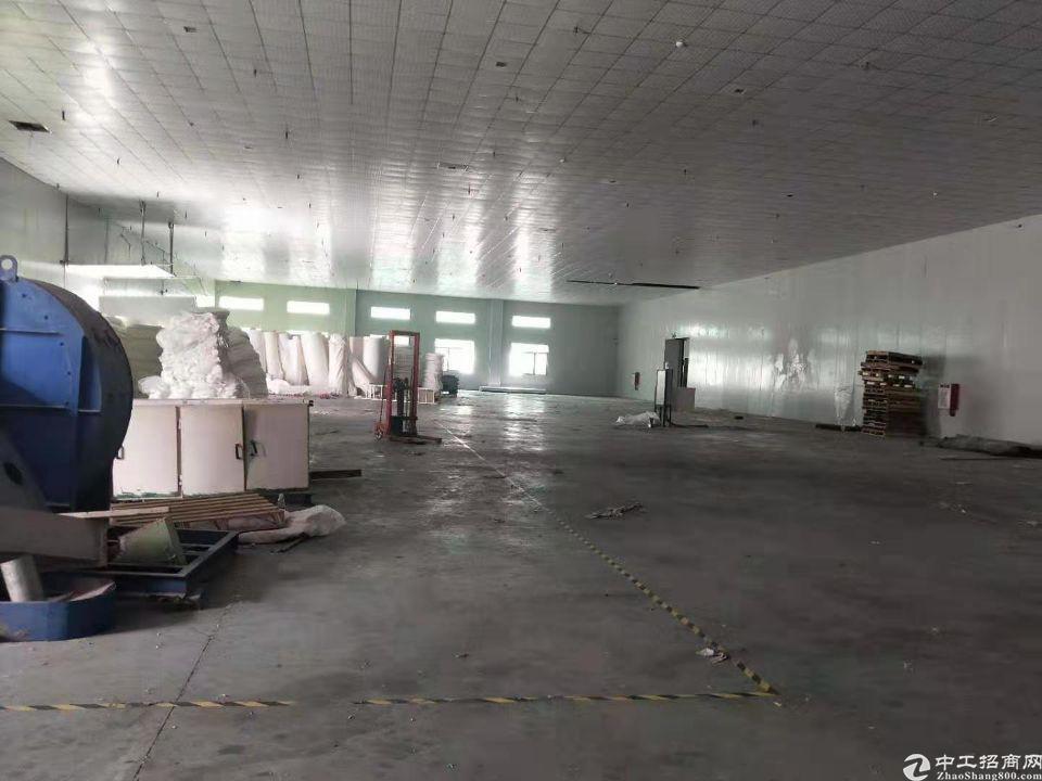 洪梅镇单一层钢结构厂房招租