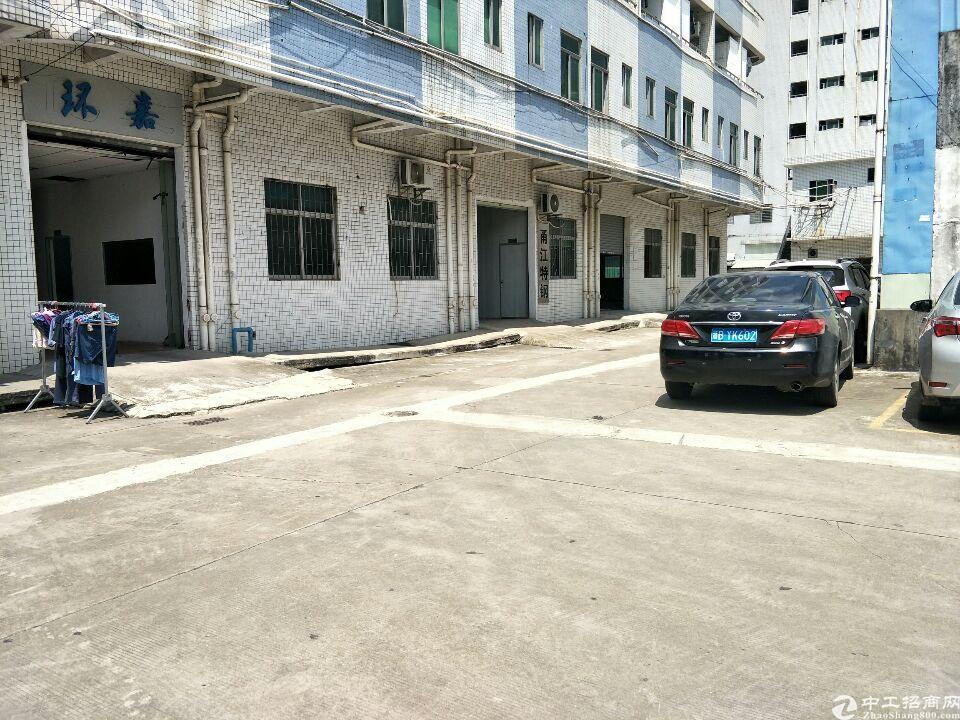 乌沙海滨路一楼新出厂房480平方可做仓库可做生产,有装修。