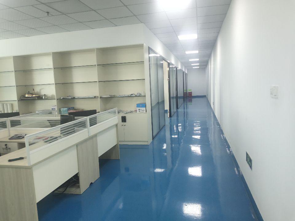 怀德大型工业区500平方带装修仓库出租