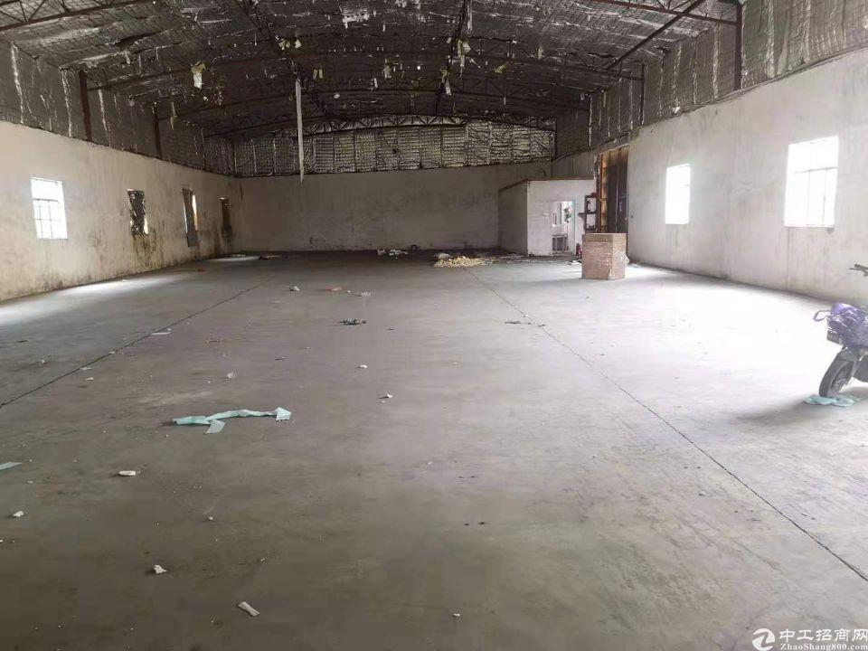 天河大灵山新出仓库面积大小可分租,可做加工行业