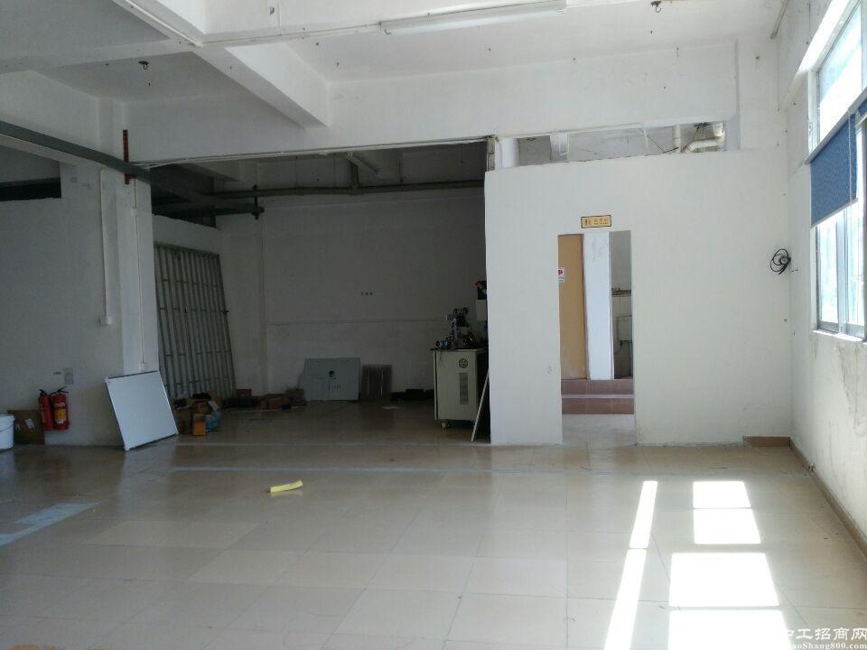 龙华布龙路安丰工业区附近新出楼上标准厂房400