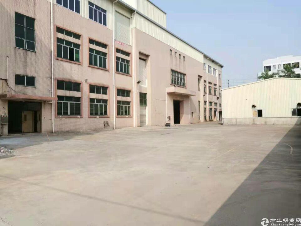 长安镇新出原房东独院厂房出租厂房7100平方宿舍2200平方