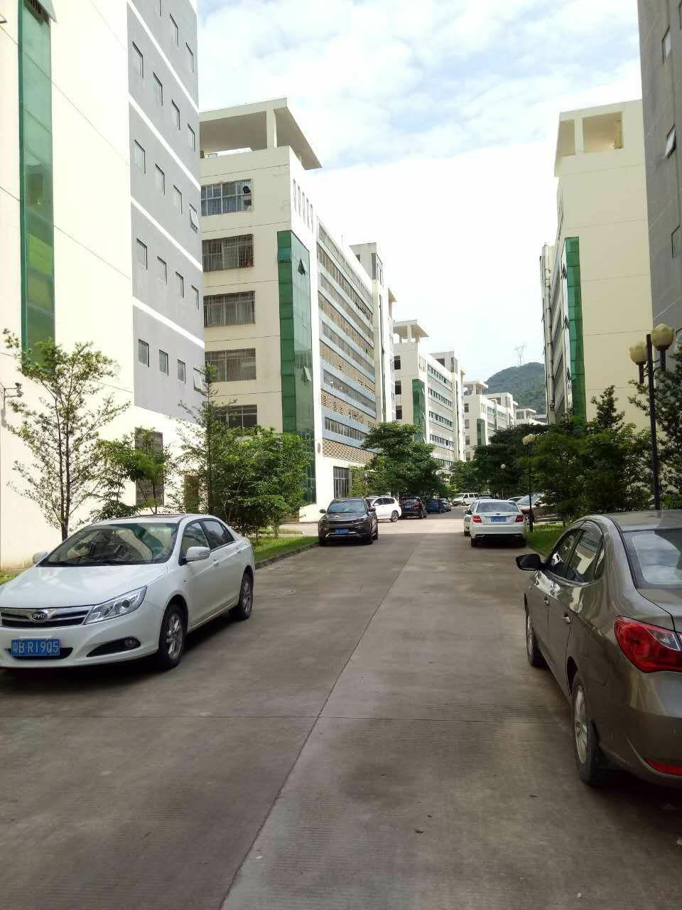 惠阳秋长358省道边红本工业园出租二楼1400平