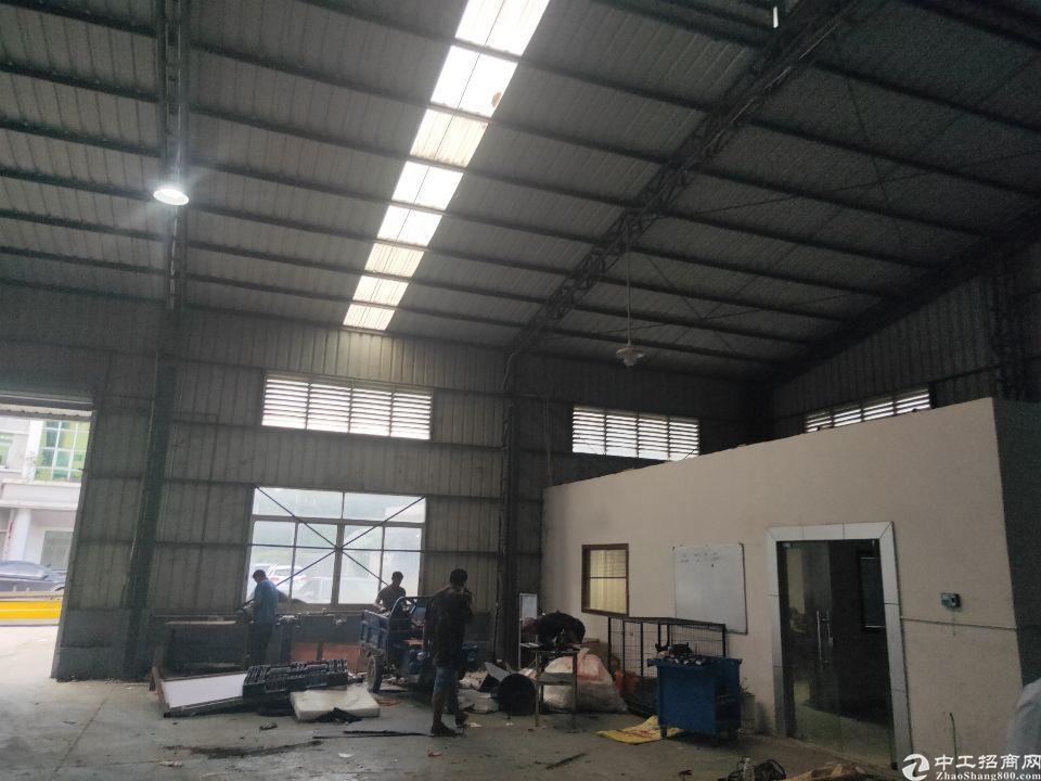 塘厦清湖头新出单一层滴水8米钢构仓库