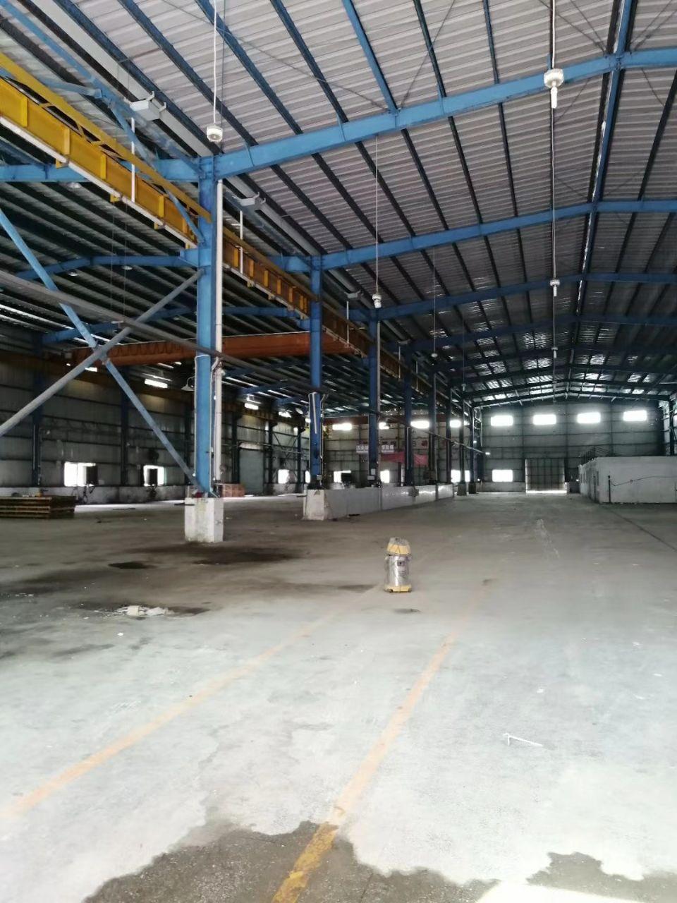 会展中心门口钢构层高12米适合各种行业