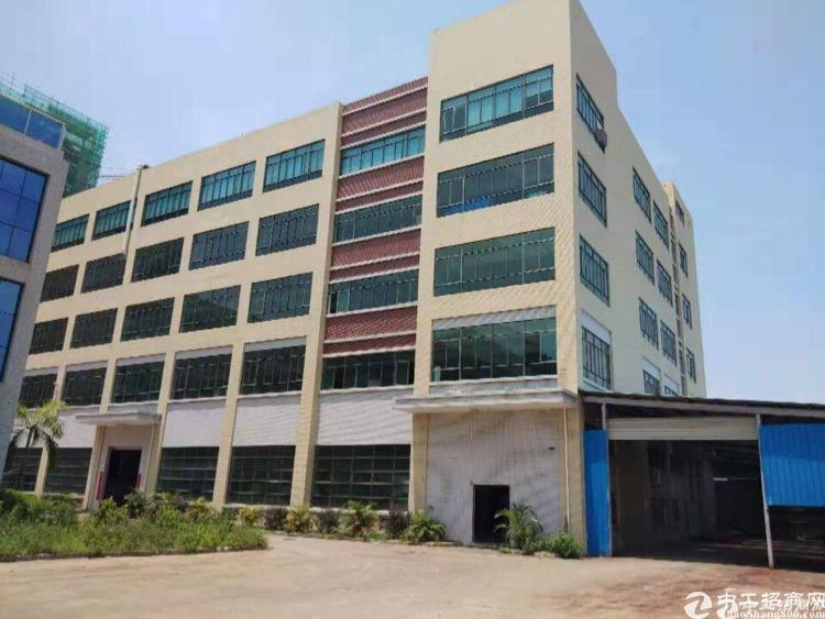 惠城区原房东工业区标准厂房出售价格实惠