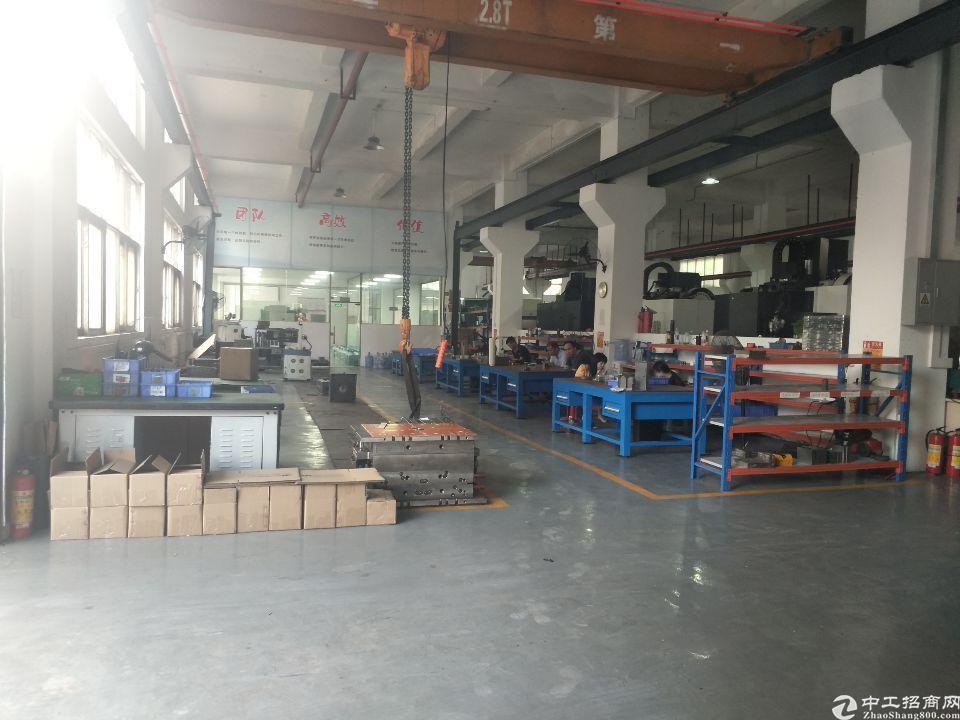 沙井镇步涌原房东厂房3层4500平方按实际面积出租-图3