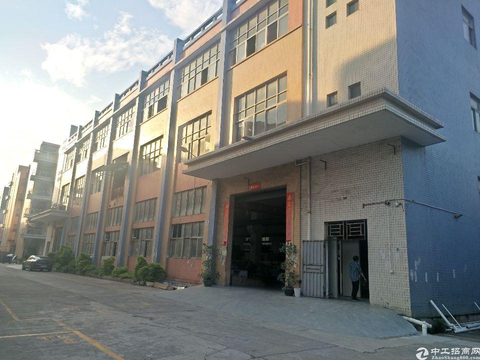 沙井镇步涌原房东厂房3层4500平方按实际面积出租-图5