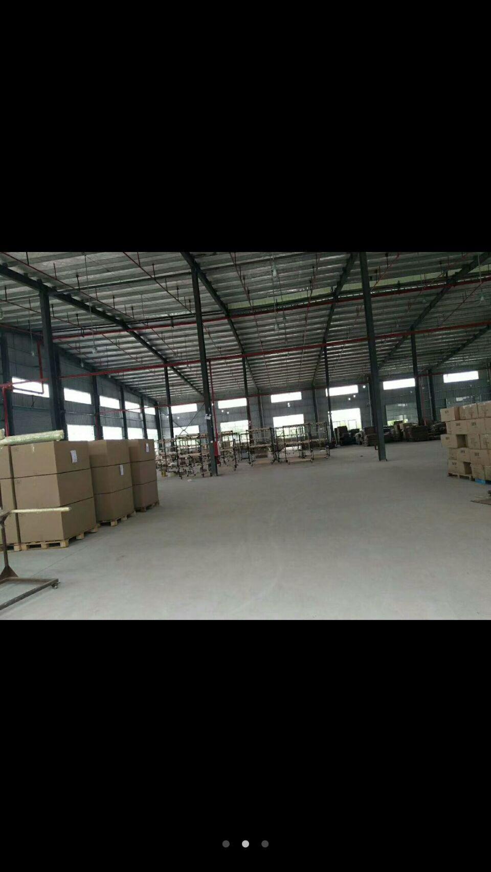惠州市博罗县钢构厂房急租