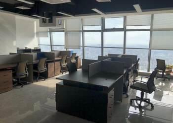 长安甲级豪华装修写字楼318平,楼层高,采光通透,配套齐全,图片2
