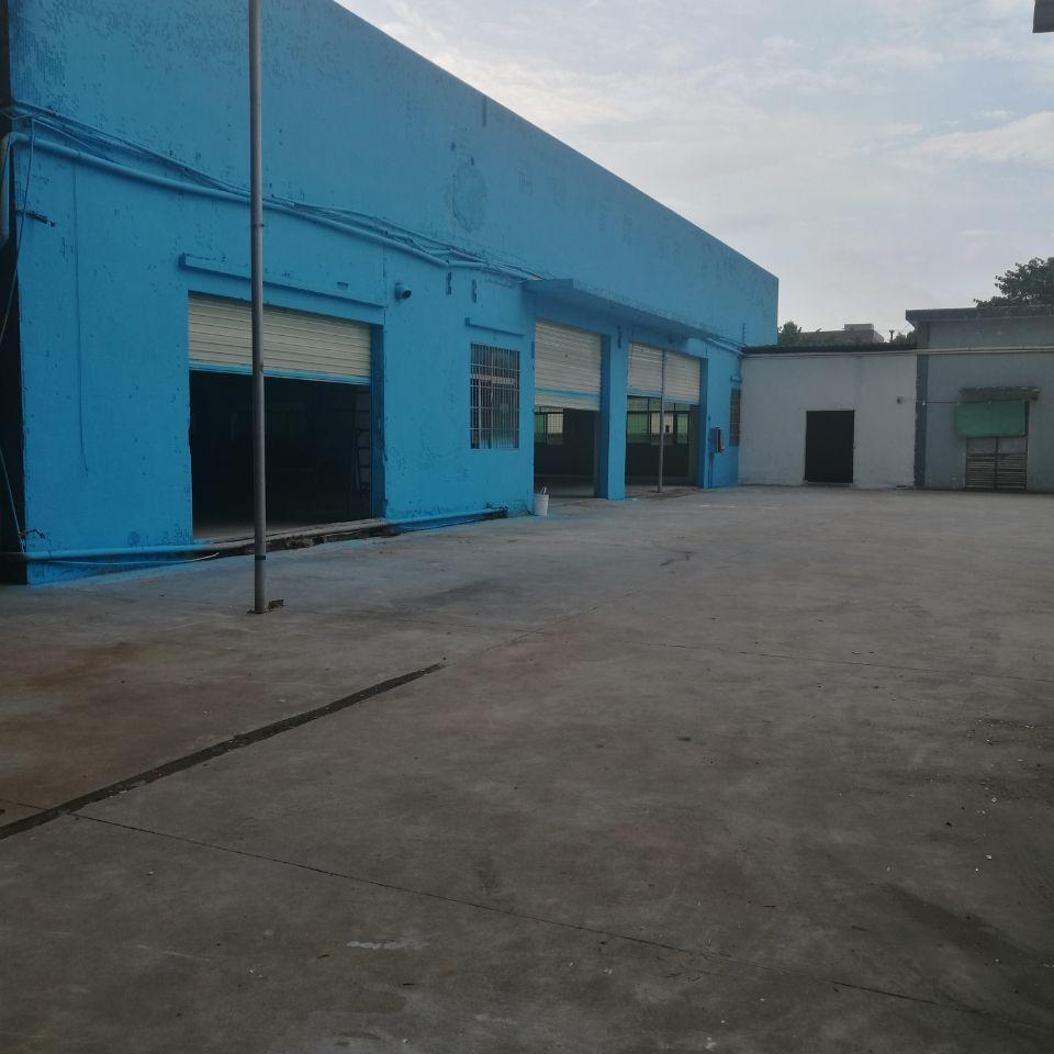 寮步镇独院钢构厂房2800平方米招租,办公室裝修水电到位