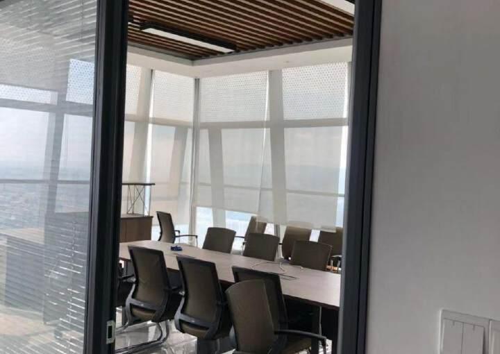 长安甲级豪华装修写字楼318平,楼层高,采光通透,配套齐全,图片4