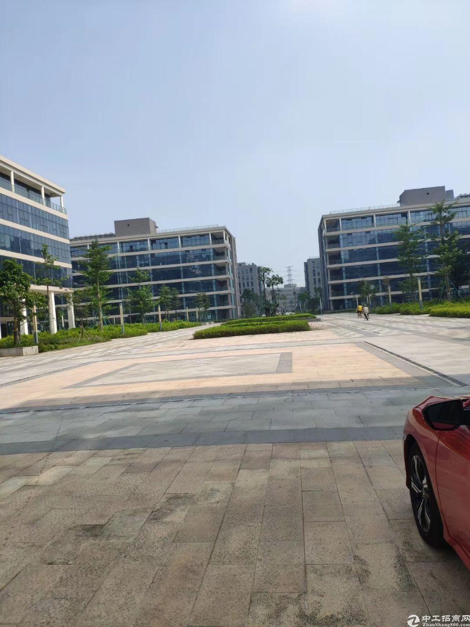 长安沿江高速附近新出楼上4000可分租-图5