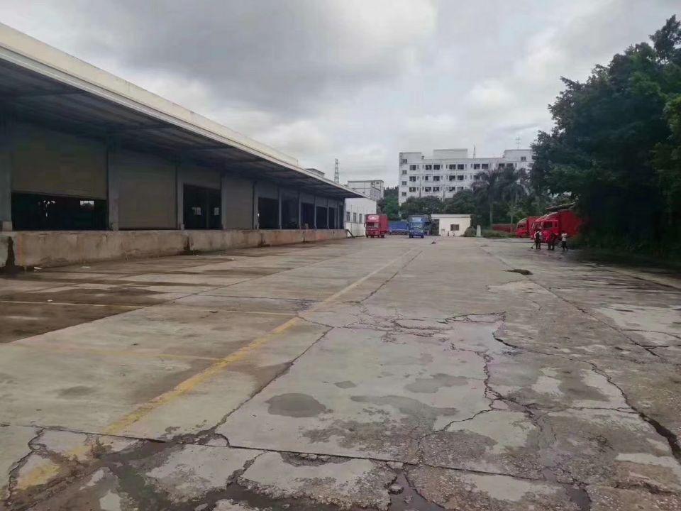 42000平米标准物流仓库出租
