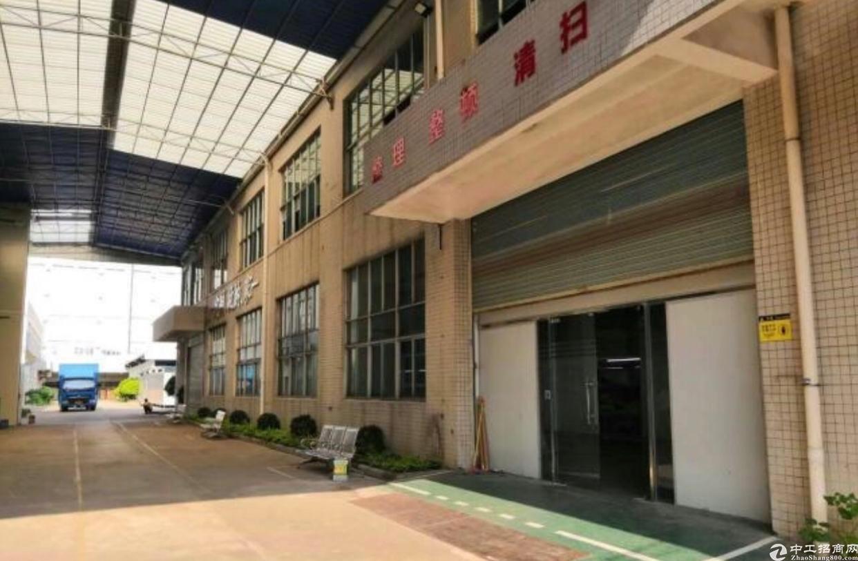 钟村现有430平方小仓库出租消防安全可生产
