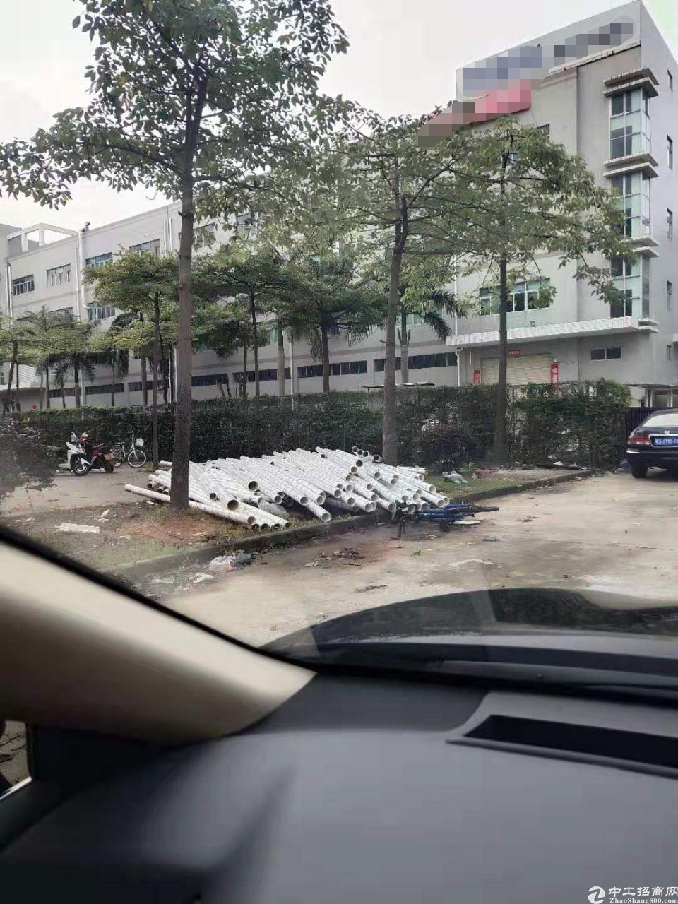 福永塘尾原房东红本厂房9200平米