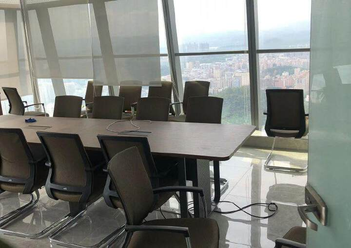 长安甲级豪华装修写字楼318平,楼层高,采光通透,配套齐全,图片6
