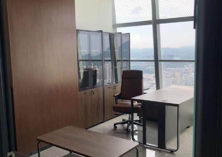 长安甲级豪华装修写字楼318平,楼层高,采光通透,配套齐全,图片8