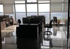 长安甲级豪华装修写字楼318平,楼层高,采光通透,配套齐全,