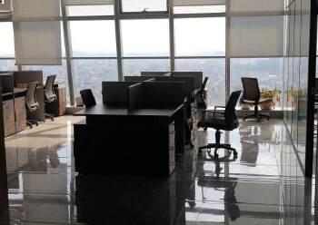 长安甲级豪华装修写字楼318平,楼层高,采光通透,配套齐全,图片1
