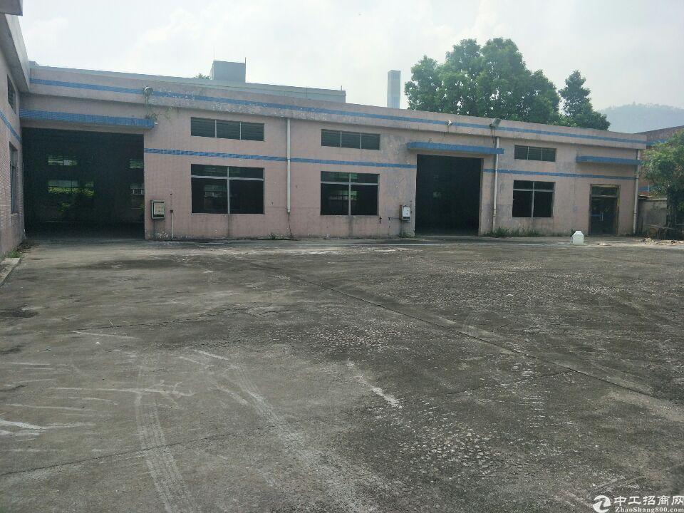 东城牛山附近业主分租单一层砖墙到顶仓库1000/3000平方