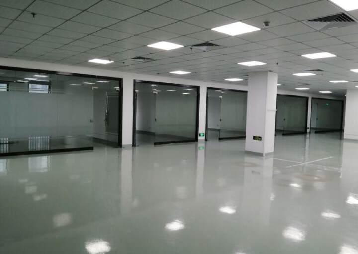 石岩塘头松柏路边开发商直租楼上1100平精装出租图片4