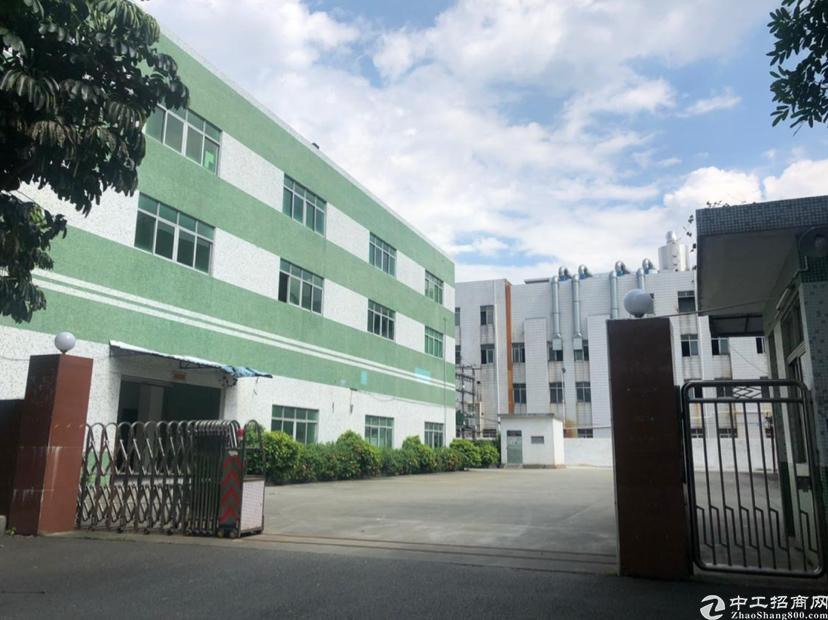 惠城区马安6877平方厂房招租