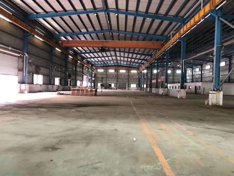 龙岗新生独院钢结构厂房仓库急租空地大3300平