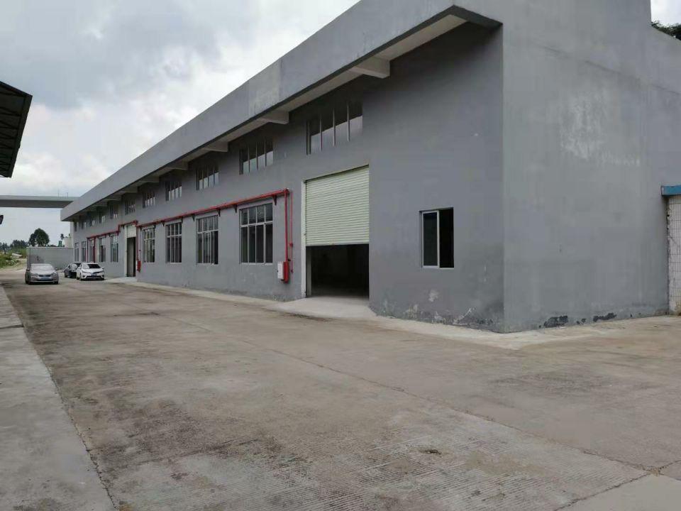 从化区标准厂房,钢结构,可做分拣,仓库,冷藏仓库,五金