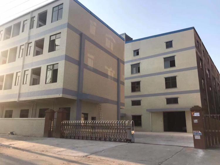 博罗龙华新出独院,标准厂房,带证,可分租。