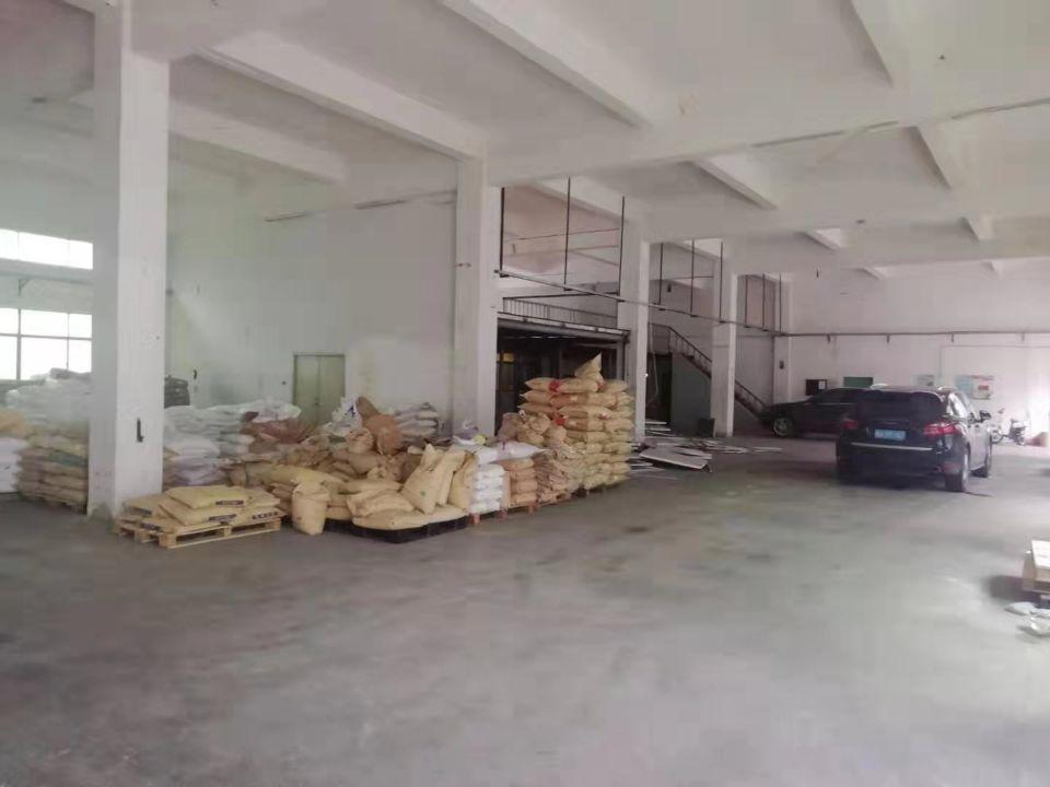 东莞市竹塘工业区独院标准厂房一楼1280平高度5.5米