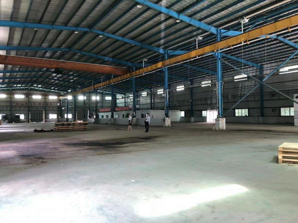 (出租)会展中心附近带红本12米高物流仓库4800平出租