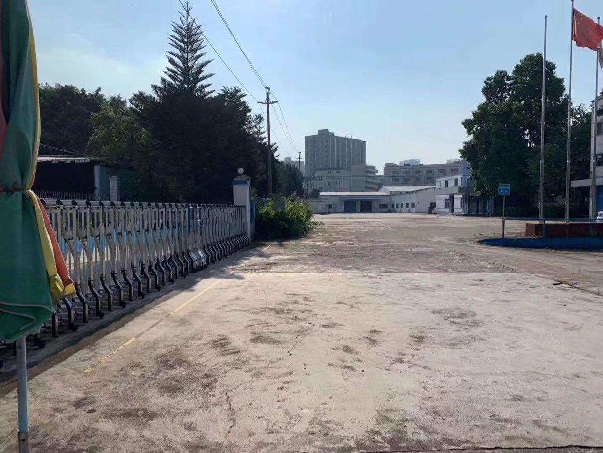 观澜临时仓库出租园区空地大原房东房子使用率高