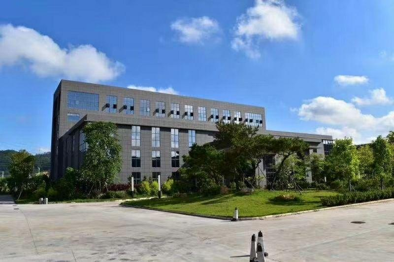 中堂镇花园式标准厂房12000方1-3层4栋