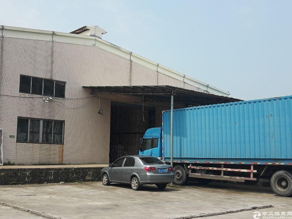 东城新出标准物流仓库2500方,有消防喷淋,带卸货平台。