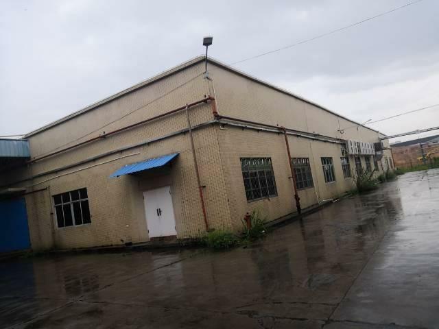 博罗县杨村原房东独院钢构厂房5800平10块出租