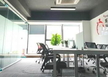 民治地铁站200米精装修带隔间260平业主出租图片3
