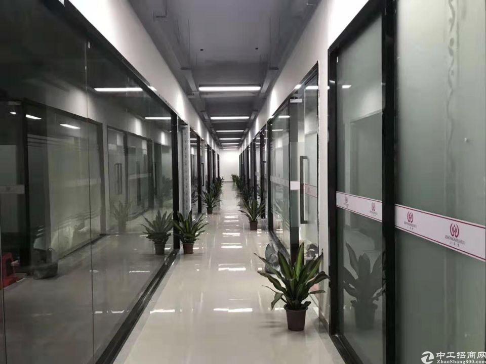 龙华清湖地铁站全新装修办公室仓库50-2800平