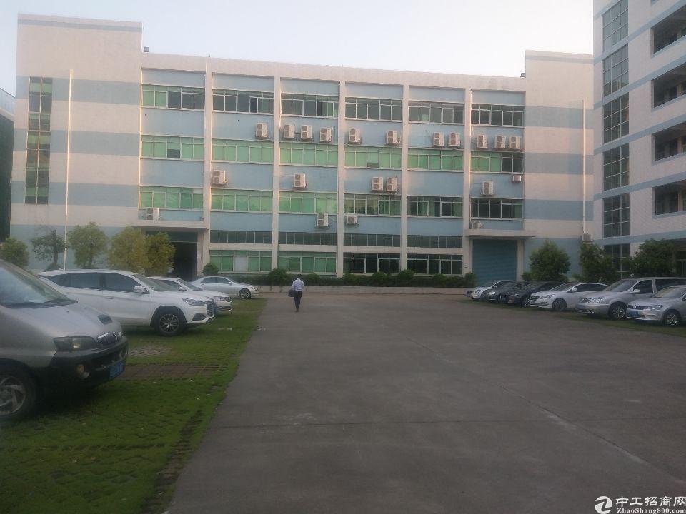 塘厦田心信息工业区一楼2900平方出租