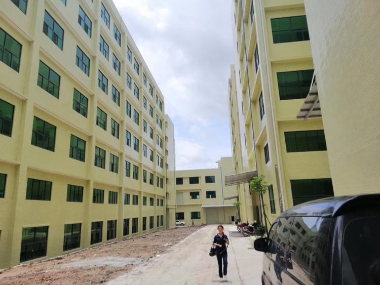 小金工业区内楼上5000平厂房出租证件齐全
